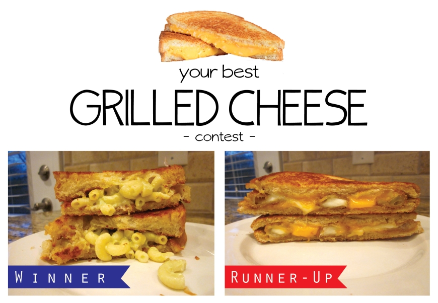 grilled cheese winners